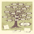 Family Tree. Royalty Free Stock Photo - 22080265