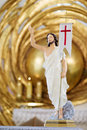 Jesus Christ Sculpture In Cath Royalty Free Stock Photo - 2210635
