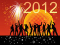 New Years Eve 2012 Royalty Free Stock Photo - 22128325