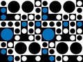 Seamless Psychedelic Sixties Pattern Stock Image - 22147041
