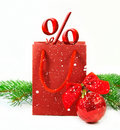 Christmas Sale Stock Images - 22163084