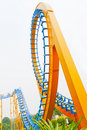 Roller Coaster Royalty Free Stock Photos - 22199798
