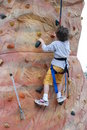 Rock Climbing Royalty Free Stock Images - 2228669