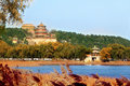 Summer Palace In Autumn Royalty Free Stock Images - 22230449