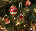 Christmas Tree Ornaments Stock Images - 22301204