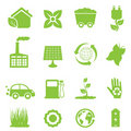 Recycling And Clean Energy Royalty Free Stock Photo - 22323585