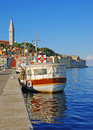 Rovinj In Croatia Royalty Free Stock Photo - 22330895
