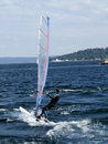 Windsurfing Royalty Free Stock Photos - 2245768