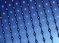 Retro Stripes Pattern Blue Stock Photography - 2246952