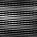 Perforated Metal Background Stock Image - 22409171