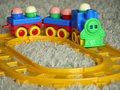 Toy Train Stock Image - 22411671