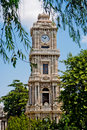 Dolmabahce Clock Tower Stock Photo - 22427280