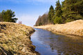 The Small River (spring) Stock Photography - 22463132