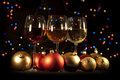 Three Glasses Of  Wine Stock Image - 22473551