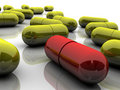 Capsules Royalty Free Stock Image - 2255556
