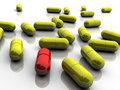 Capsules Royalty Free Stock Images - 2255569