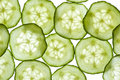 Slices Of Cucumber Stock Photo - 22504440