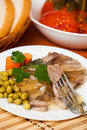 Meat In Aspic Royalty Free Stock Photos - 22523598