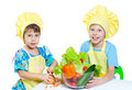 Children Cooks Stock Photos - 22550763