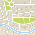 Background Of City Map Stock Photos - 22573903