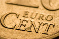 Euro Cent Royalty Free Stock Image - 2260616