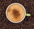 Cup Of Coffee Stock Image - 22602101