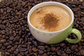Cup Of Coffee Royalty Free Stock Photo - 22602105