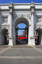 Marble Arch Stock Image - 22611571