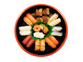 Japanese Sushi Royalty Free Stock Image - 22650236