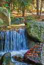 Blue Water Spring Stock Image - 22650911