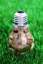 Glass Bulb Royalty Free Stock Photo - 22651725