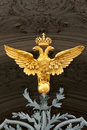 Gold Double Eagle Royalty Free Stock Images - 22697959