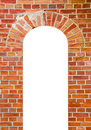 Wall Background With Isolated Window Hole Royalty Free Stock Images - 22746429