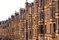 Victorian Flats, Residential Housing In The UK Royalty Free Stock Photography - 22748747