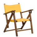 Yellow Chair Stock Photography - 22749272
