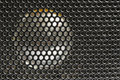 Speaker Grill Texture Royalty Free Stock Image - 22789046