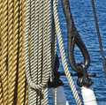 Marine Ropes Royalty Free Stock Photography - 22798767