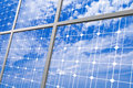Photovoltaic Panels Royalty Free Stock Photography - 22822217