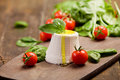 Ricotta Cheese Royalty Free Stock Images - 22837769