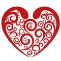 Ornamental Heart Stock Photos - 22863043