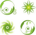 Green Abstract Symbols Stock Images - 22899574