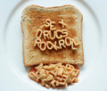 Sex Drugs Rock Roll Toast Stock Images - 2291954
