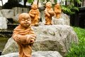 Small Buddhas Stock Photography - 2294842