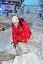 Ice Carving Stock Photos - 22908933