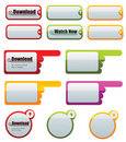 Web Buttons Stock Image - 22927671