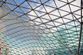 Modern Transparent Glass Ceiling Stock Photography - 22928502
