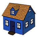 Small House Stock Image - 22929431