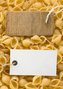 Uncooked Raw Pasta Royalty Free Stock Photos - 23010078