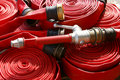 Fire Hose Royalty Free Stock Images - 23071419