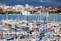 City Of Split Harbour Royalty Free Stock Image - 23073586